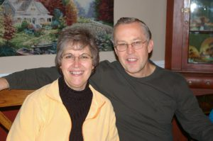 Picture of Pastor Frank and Judy Jewett